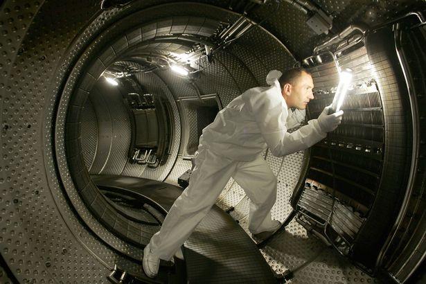 Tore-Supra-nuclear-reactor